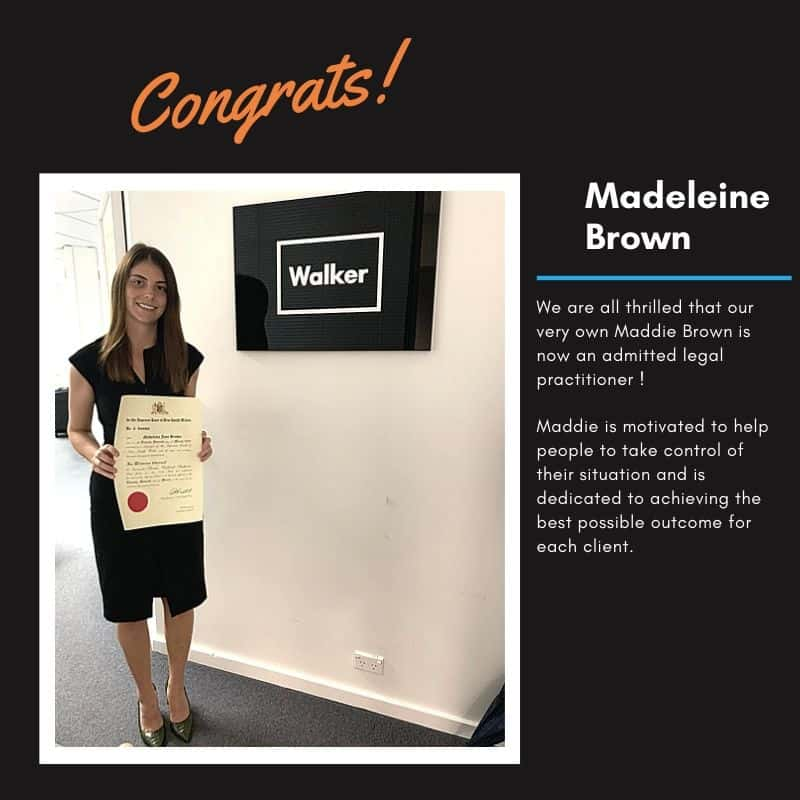 Madeleine Brown Personal Injury Lawyer Manly Sydney