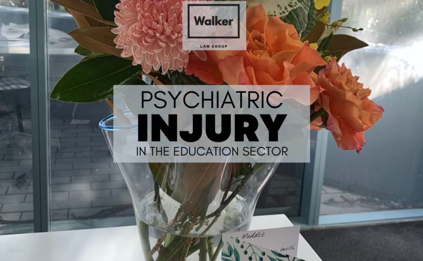 Psychological Injury Compensation Lawyers Sydney